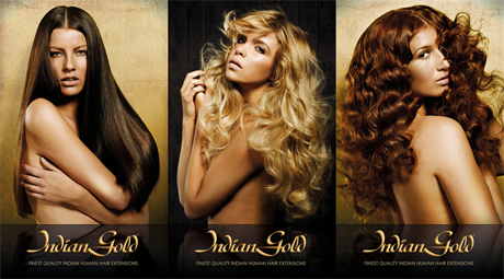 indian_gold_hairextensions_models