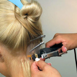 hairextensions wax bondings