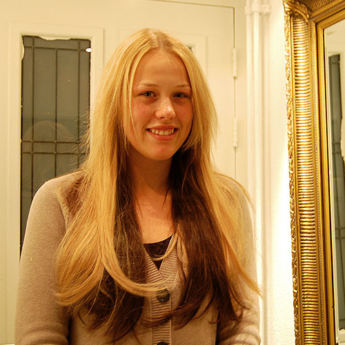 hairextensions verlenging 2 kleuren